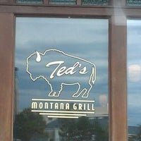 Photo taken at Ted's Montana Grill by Verrian I. on 7/18/2012