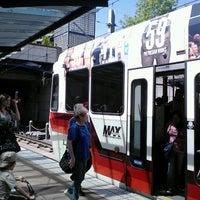 Photo taken at TriMet Sunset Transit Center by Danielle H. on 5/16/2012