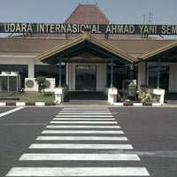 Photo taken at Ahmad Yani International Airport (SRG) by Arry H. on 9/5/2012