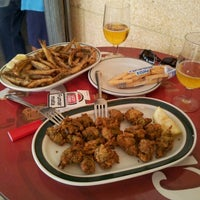 Foto tomada en Restaurante Joselito Huerta por Luis O. el 9/10/2011