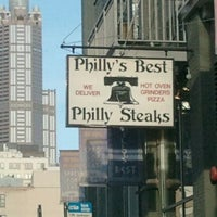 Photo taken at Philly's Best by Dale G. on 4/22/2012