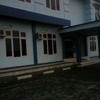 Photo taken at Kantor Loka Monitor SFR Ternate by Aray Dhekon T. on 9/15/2011