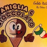 Photo taken at Vaniglia & Cioccolato by Andy T. on 10/8/2011