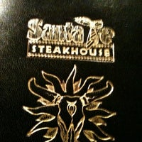 Photo taken at Santa Fe Steakhouse by Tom T. on 12/10/2011