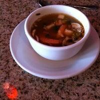 Photo taken at Chim Thai Cafe by Tim M. on 9/2/2011