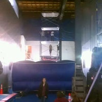 Photo taken at Hollywood Stunts by Pete S. on 11/5/2011