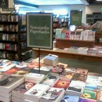 Photo taken at Barnes & Noble by Mariann J. on 9/7/2012