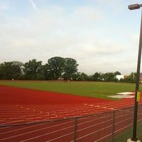 Photo taken at JHU - Loyola Track And Field by Steven M. on 5/26/2012