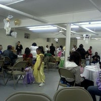 Photo taken at Bethel Tabernacle United Holy Church by MsDeelicious on 11/1/2011