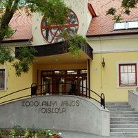 Photo taken at Kodolányi János Főiskola - Igazgatósági épület by Tibor . on 6/26/2011