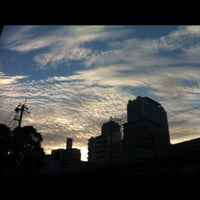 Photo taken at JR Motomachi Station by usabon on 8/22/2012