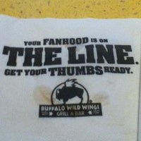 Photo taken at Buffalo Wild Wings by Jayme M. on 3/24/2012