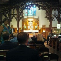 Photo taken at Christ Church Cathedral by John A. on 6/2/2012