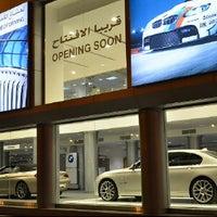 Photo taken at BMW Premium Selection by Sami on 2/2/2012