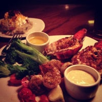 Photo taken at Outback Steakhouse by Teracia on 8/3/2012