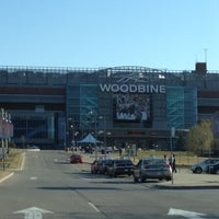 Photo taken at Woodbine Racetrack by Victor C. on 3/19/2012