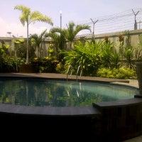 Photo taken at Swimming Pool - Asmila Boutique Hotel by minijetcoaster on 9/22/2011