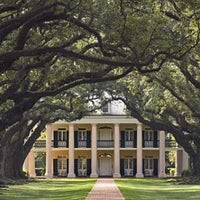 Photo taken at Oak Alley Plantation by Mark H. on 10/29/2011