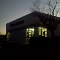 Photo taken at Firestone Complete Auto Care by Joel G. on 1/4/2012
