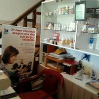 Foto tomada en Clínica Veterinaria Heyne por Constanza C. el 11/12/2011