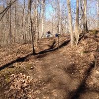Photo taken at Greensfelder County Park by Rob B. on 2/25/2012