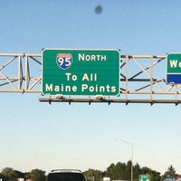 Photo taken at Maine State Line by Lori on 9/2/2011
