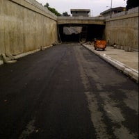 Photo taken at Underpass Trunojoyo by Dody S. on 3/11/2012