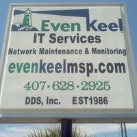 Foto scattata a Even Keel MSP da Stephen S. il 9/12/2011