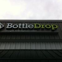 Photo taken at Bottle Drop: Oregon Redemption Center by Illiad B. on 4/6/2011