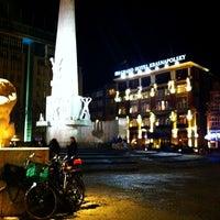 Снимок сделан в NH Collection Amsterdam Grand Hotel Krasnapolsky пользователем Francesca A. 12/3/2011