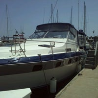 Photo taken at Vintage Marina C19 by Brent E. on 8/20/2011