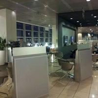Photo taken at Lufthansa Senator Lounge B by Felix N. on 12/19/2011