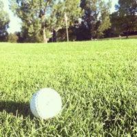 Photo taken at Harvard Gulch Golf Course by Juan D. on 10/11/2011