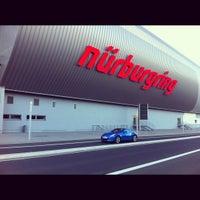 Photo taken at Nürburgring by stanislav o. on 8/27/2012