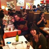 Photo taken at Pizzakaya by naveen on 12/23/2010