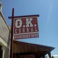 Foto diambil di O.K. Corral oleh Steve P. pada 9/3/2011