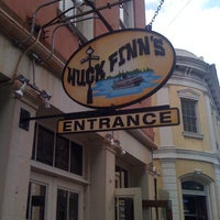Photo taken at Huck Finn's Cafe by Scott H. on 4/11/2011