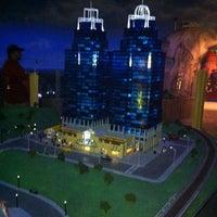 Photo taken at LEGOLAND Discovery Center Atlanta by Eric W. on 4/22/2012