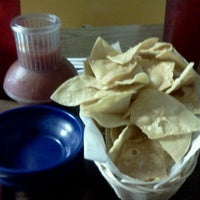 Photo taken at Margarita's Mexican Dining by Vince G. on 4/19/2012