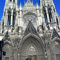 Photo prise au Cathédrale Notre-Dame de Rouen par Pierre-André L. le5/1/2012