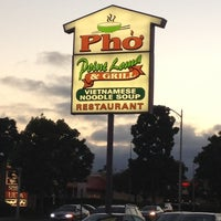 Photo taken at Phở Point Loma & Grill Restaurant by Chuong P. on 7/7/2012