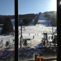 Photo taken at Greek Peak Mountain Resort by Jason T. on 2/20/2012