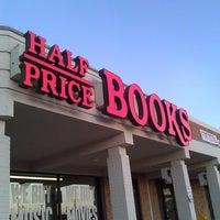 Photo taken at Half Price Books by Sarah R. on 4/19/2012