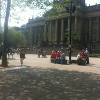 Photo taken at Victoria Square by Adcro on 5/28/2012