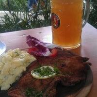 Photo taken at Stein's Bavarian Restaurant by Andrzej S. on 5/15/2011