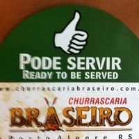 Foto tirada no(a) Churrascaria Braseiro por Nanda F. em 4/10/2012