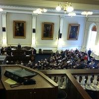 3/31/2011 tarihinde Gordon W.ziyaretçi tarafından New Hampshire State House'de çekilen fotoğraf