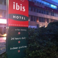Photo taken at Hotel ibis Praha Malá Strana by Radostina G. on 6/27/2012