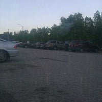 Photo taken at Car Pool Parking Lot by Cesar C. on 9/2/2011