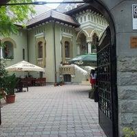 Photo taken at Hanu' Berarilor Interbelic by Liviu T. on 6/29/2012